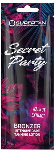 SuperTan Secret Bronzer krem do opalania gratis x5 na Arena.pl