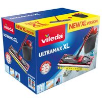 Zestaw mop płaski Vileda Ultramax XL box