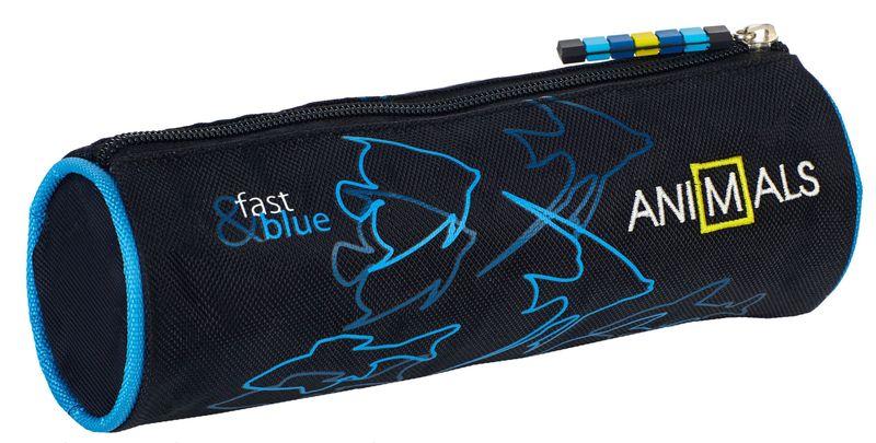 Animals Plecak szkolny młodzieżowy Fast&Blue + piórnik zdjęcie 4