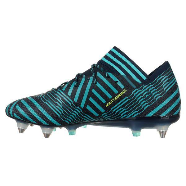 ekskluzywne oferty wylot szczegółowy wygląd Buty piłkarskie Adidas Nemeziz 17.1 SG męskie korki lanki wkręty mixy  meczowe 42