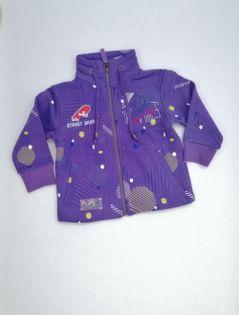 Bluza dziewczęca NOVA r.92 ,fioletowa.