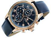 Zegarek męski Gino Rossi OLTRIS   E11173A-6F3 +PUDEŁKO