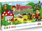 Wyprawa na grzyby 2 gry planszowe dla dzieci nowa! zdjęcie 1