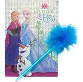 Pamiętnik + długopis Kraina Lodu Frozen