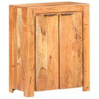 Szafka 59x33x75cm lite drewno akacjowe VidaXL