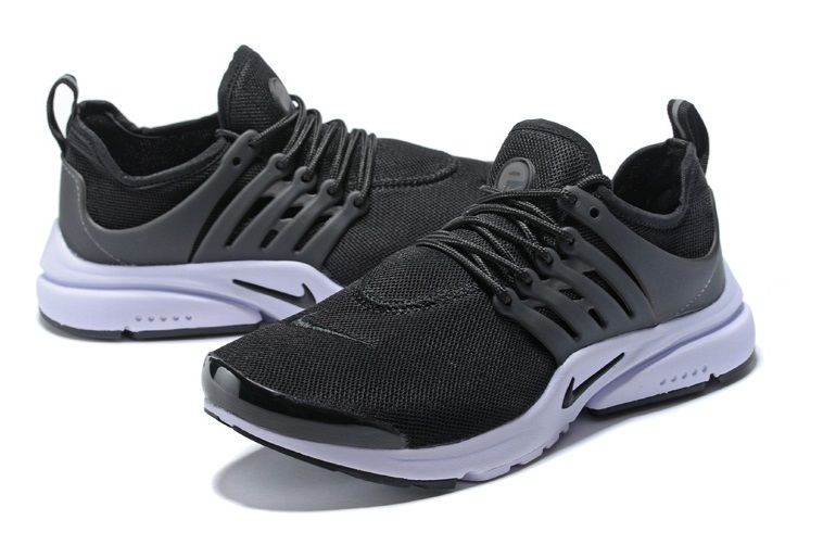 retail prices official supplier on feet images of BUTY NIKE AIR PRESTO FLY CZARNE - MĘSKIE r. 43