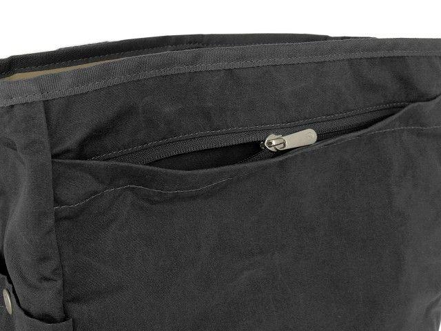 Plecak Kanken Fjallraven Backpack Greenland Top Frost Black F23150-550 zdjęcie 7