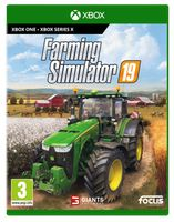 Gra Farming Simulator 19 XBOX One PL