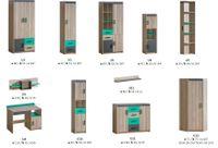 Regał UMBRO U15, szafka do pokoju dziecka, meble systemowe, kolory