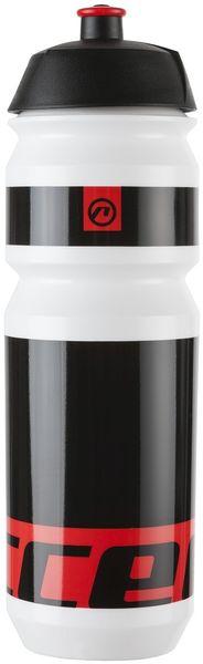 Bidon 0,75L ACCENT PEAK biało-czarno-czerwony zdjęcie 1