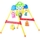 Stojaczek stojak dla dzieci gimnastyczny edukacyjny z grzechotkami Y85 zdjęcie 6