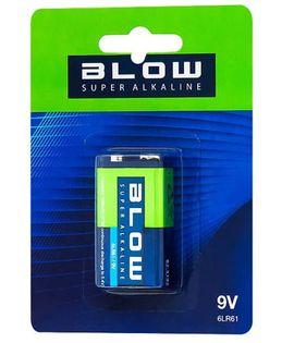 Bateria Blow Super Alkaine 9V 6LR61 82-519