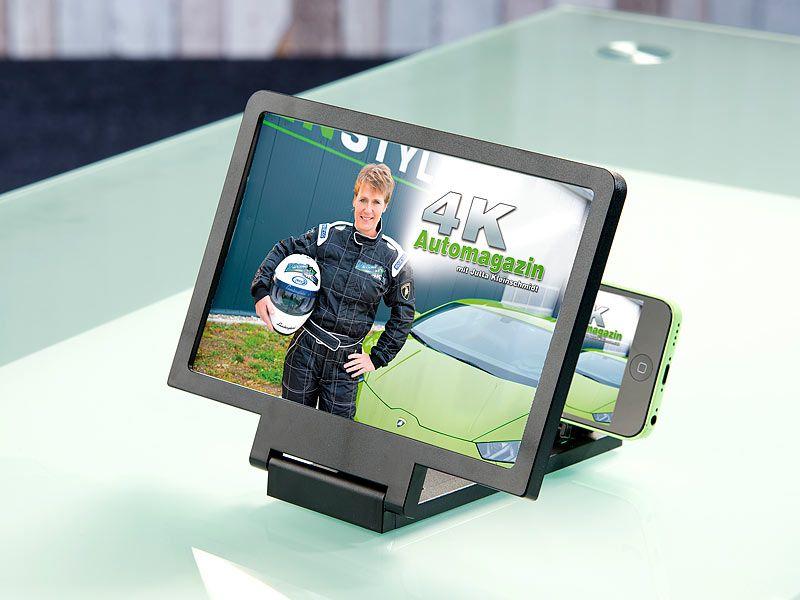 Ekran powiększający do smartfona na Arena.pl