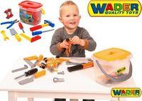 Wader 72 elementy narzędzia małego majsterkowicza