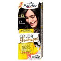 Palette  Color Shampoo - Szampon  Koloryzujący - Czarny  - 1-0