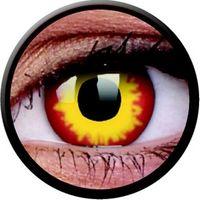 Crazy Lens - Wildfire, 2 szt.