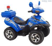 Quad pojazd na akumulator Baby Mix Warszawa niebieski