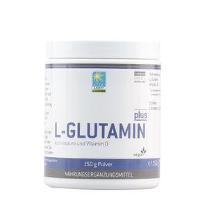 L-GLUTAMINA PLUS Naturalny proteinogenny aminokwas LIFE LIGHT
