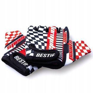 Dziecięce rękawiczki rowerowe BRR07 Bestif xxs/xs