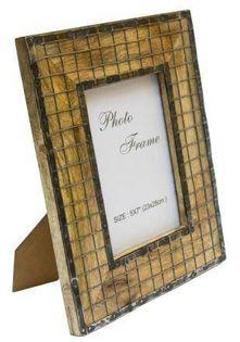 Drewniana ramka na zdjęcia - A-1639, format zdjęcia 13x18cm
