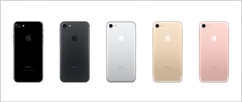 Apple iPhone 7 32GB Black zdjęcie 2