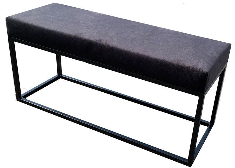 Nowoczesna ławka Tapicerowana 100 Salon Przedpokój Sypialnia Loft