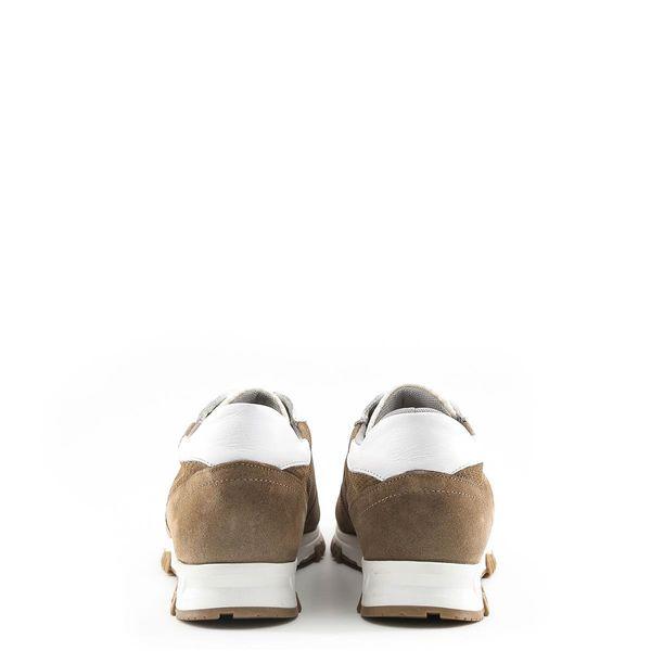 Made in Italia męskie buty sportowe brązowy 45 zdjęcie 9