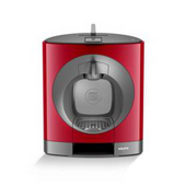 Espresso Krups NESCAFÉ® Dolce Gusto™ Oblo KP110531 Czerwone