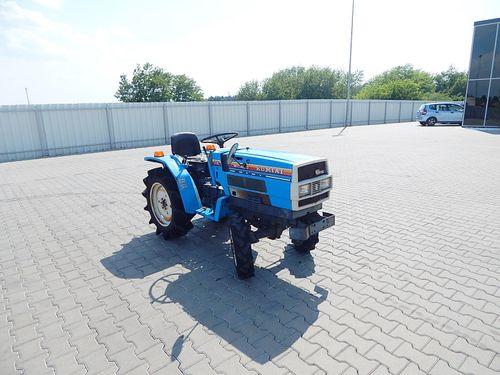 Ciągniczek Mitsubishi MT1401D 4WD na Arena.pl