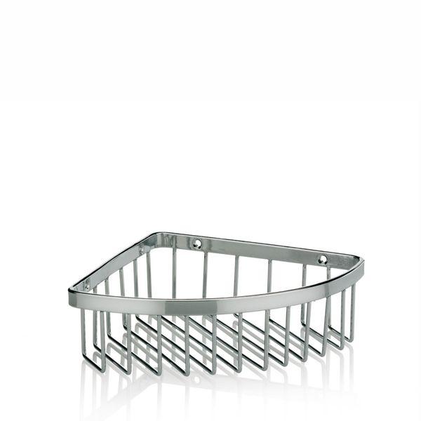 Półka łazienkowa Pod Prysznic Narożna Metalowa Arenapl