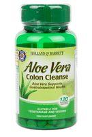 Aloe Vera Oczyszczanie Jelit 330mg - 120 tablets Holland & Barrett