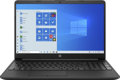 HP 15 FullHD Intel Core i3-1005G1 8GB DDR4 512GB SSD NVMe Windows 10