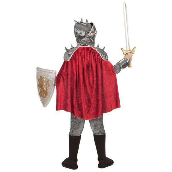 strój RYCERZ KAROL rycerza dla dzieci 8-10 lat 140 zdjęcie 2