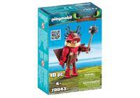 Sączysmark w zbroi do latania 70043 Playmobil
