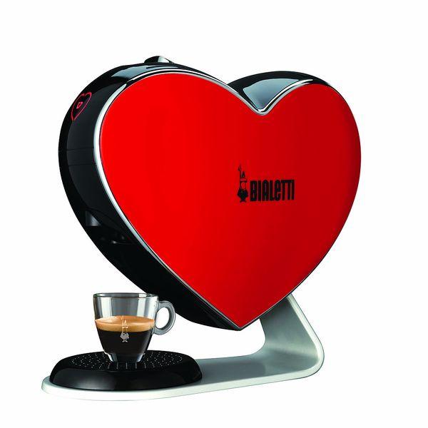 EKSPRES do kawy CIŚNIENIOWY serce BIALETTI 240 W zdjęcie 1