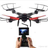 Dron RC WLtoys Q222-G 2,4GHz Kamera FPV Wi-Fi  E1