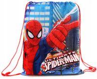 Worek na buty kapcie ubranie Spider-Man spiderman