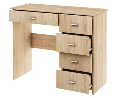 BIURKO V SONOMA stolik konsola szkolne szuflady praktyczne producent