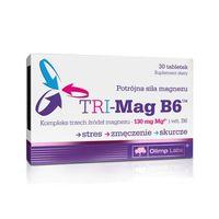 Olimp, TRI-MAG B6, 30 tabletek - Długi termin ważności!