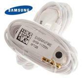 Oryg. słuchawki z mikrofonem SAMSUNG EHS64 białe zdjęcie 11