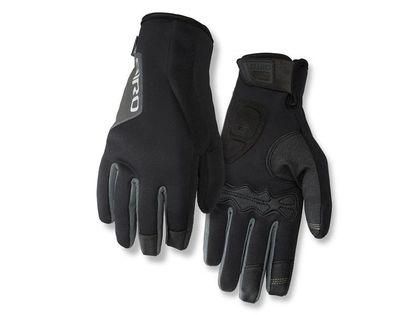 Rękawiczki zimowe GIRO AMBIENT 2.0 długi palec black roz. XL (obwód dłoni 248-267 mm / dł. dłoni 200-210 mm) (NEW)