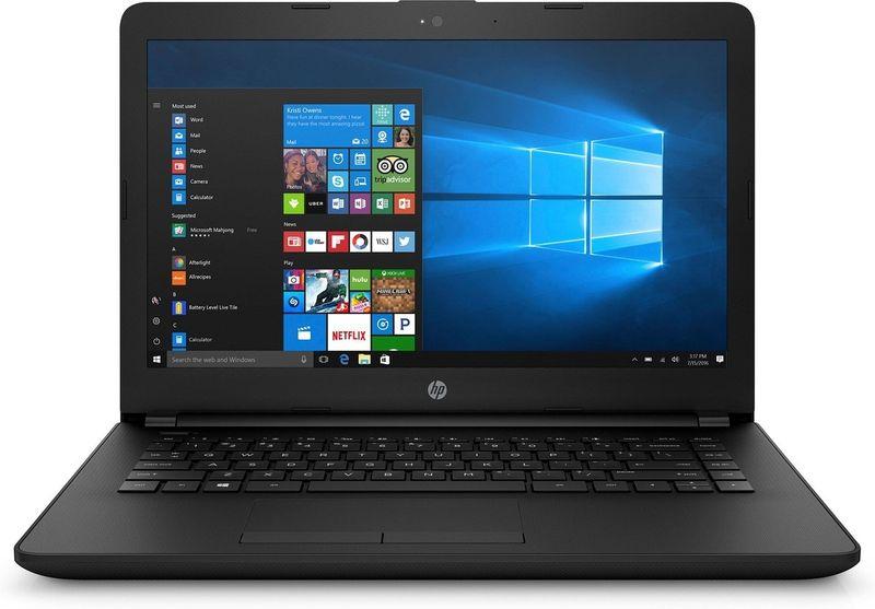 HP 14 Intel Celeron N3060 2.48GHz 4GB 500GB Win10 zdjęcie 1