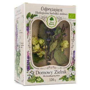 Domowy Zielnik - Herbatka Odprężająca Eko 120g Dary Natury