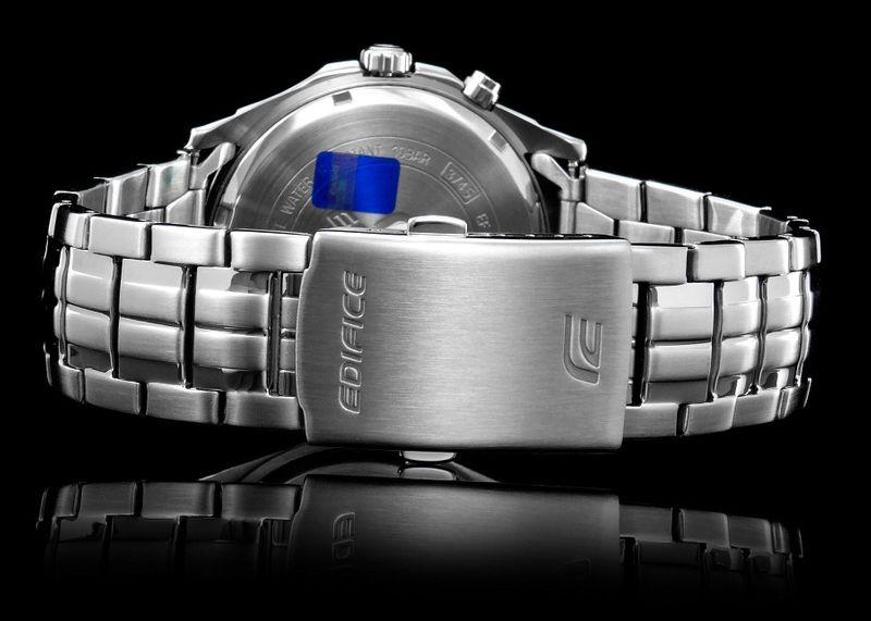 Zegarek Męski CASIO EDIFICE SHOGUT 10 BAR do Pływania 10543 zdjęcie 4