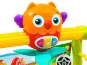 Kolorowy Interaktywny STOJAK 5w1 Dla Dzieci 0+ zdjęcie 9