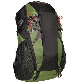 "Plecak ""Arber 30"" oliwkowo-czarny"
