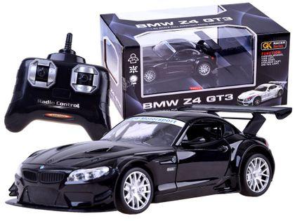 SPORTOWE AUTO STEROWANE BMW Z4 PILOT 1:24 RC0347