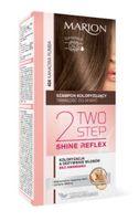 MARION TWO STEP SHINE REFLEX 404 Kakaowa Rumba 1szt - szampon koloryzujący do włosów