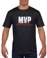 Koszulka męska MVP Most Vicious Player L Czarny