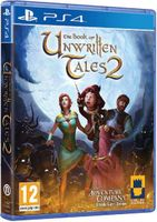 The Book of Unwritten Tales 2 PS4 Nowa